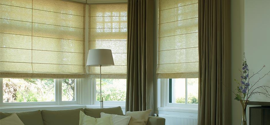 raffrollos vienna fabrics design. Black Bedroom Furniture Sets. Home Design Ideas